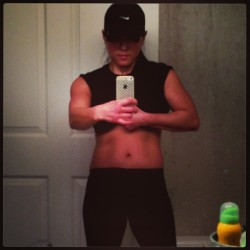 #BodyBeast Day60 Cardio&Abs #FitForLife #FitnessAddict #GymRat