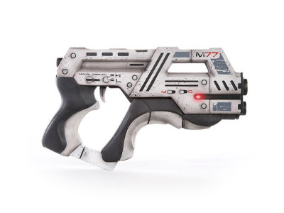 M-77 Paladin Official Replica Mass Effect Pistol Now Available For $400 | Geeky Gadgets