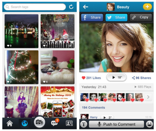 "Instagram for video"" never materialized. So what's next? Multimedia, say a handful of startups…"