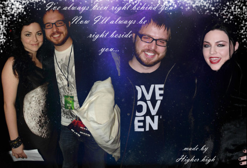 Amy and Josh Hartzler. Edited 09-07-12 by me.