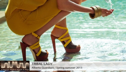 (via Counting on Tribal Lady by Alberto Guardiani)