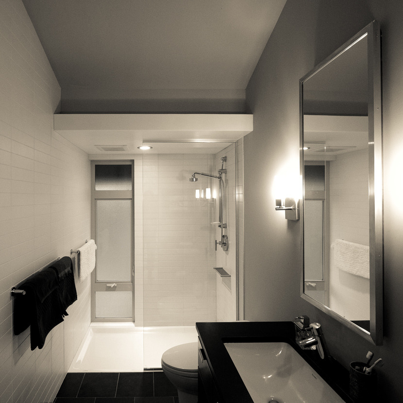 twin lakes | bathroom ~ erich remash architect