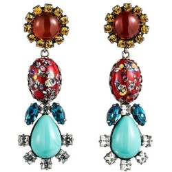 DANNIJO earrings   (see more swarovski crystal earrings)
