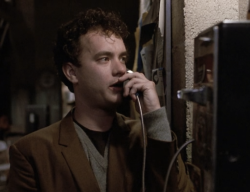 tom hanks in the movie 'punch line'