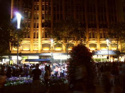 Melbourne White Night 2013