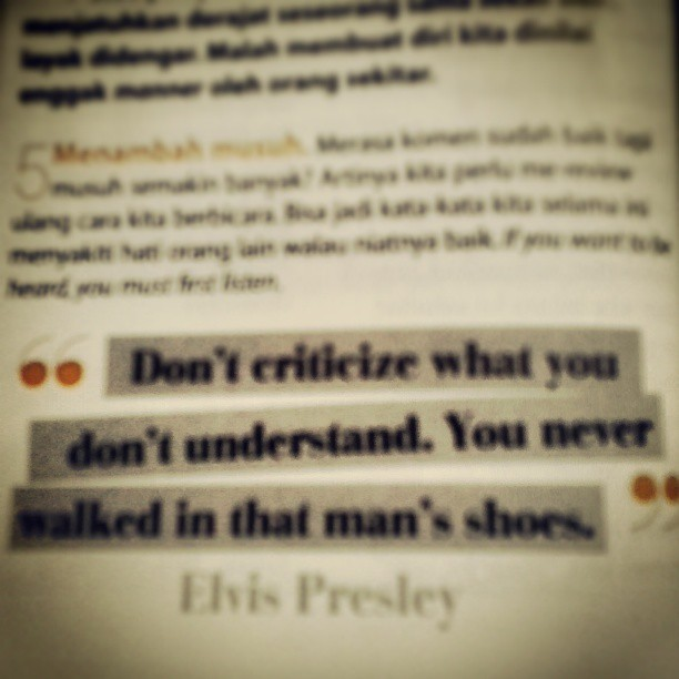 #quote by Elvis.Presley