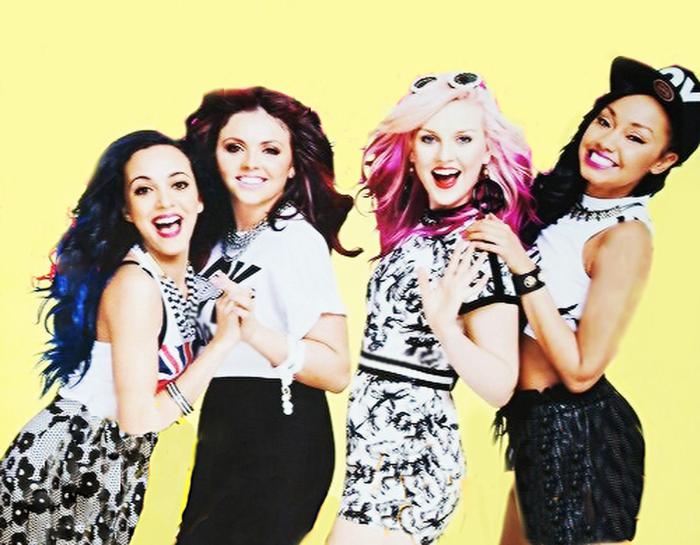 cosmicleigh:  Little Mix on Seventeen