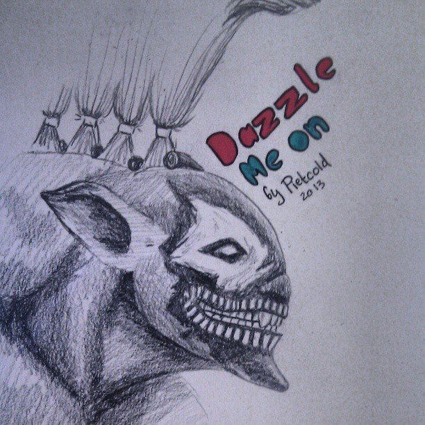#dazzle #dota #dota2 #hero #fun #drawing #drawn #pietcold