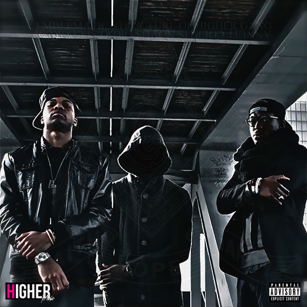 Cover Higher Gang (mixtape)