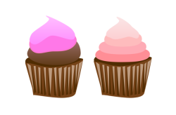 starryeyedreality:  cupcakes for everyone :) transparent