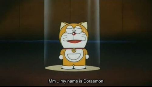 advancedlearner:  2112: The Birth of Doraemon