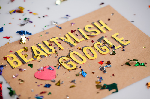 Beautylish <3 Google+ (and check out the sweet cake they sent us)!