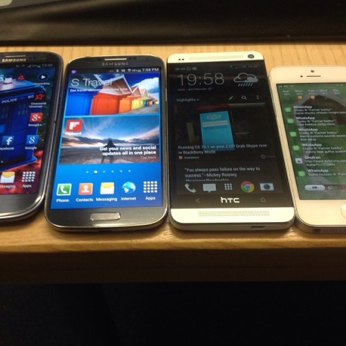 #gadgets #S3,#s4,#htc,#iPhone 5