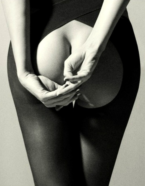 Martina Valkova by Marcus Ohlsson for TUSH, 2007