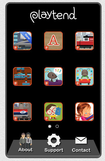 Playtend: We Make Apps For Kids Of All Ages http://playtend.com/2013/