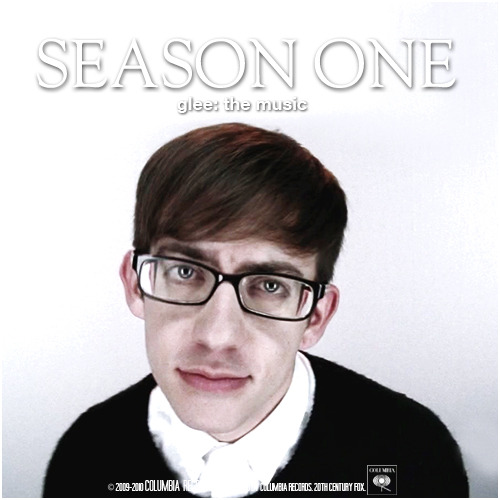 Glee: The Music, Season One Requested Album Cover Request by thes0undofdrums