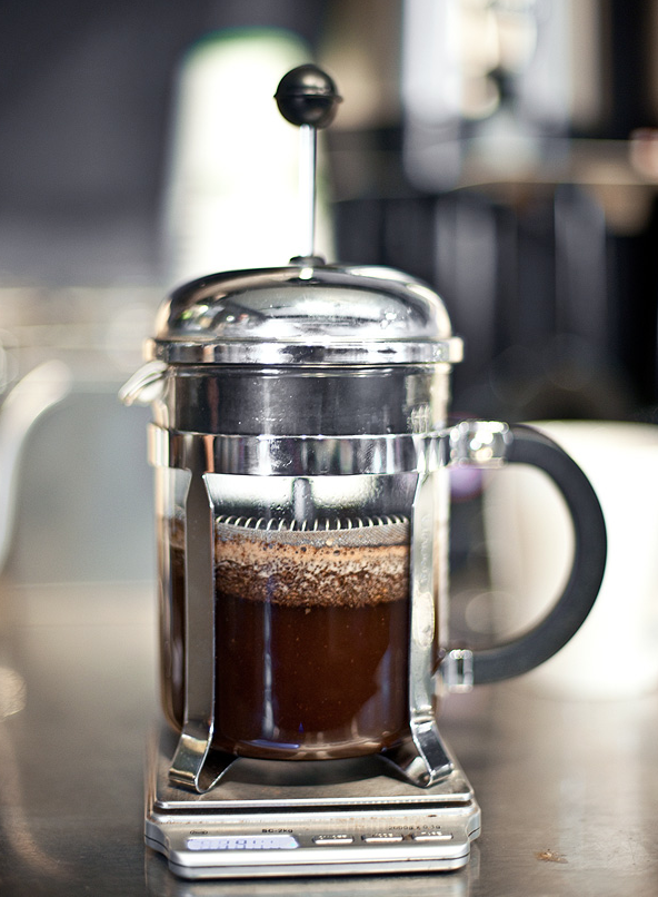 I wants a French press.