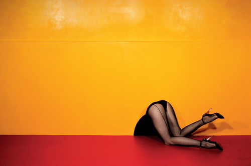 surrealappeal:  Guy Bourdin, Charles Jourdan Campaign, 1979.