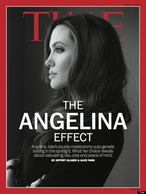 (via Time Magazine's Angelina Jolie Cover (PHOTO))