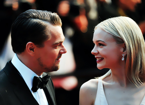 bizarre-sugar:  Leonardo DiCaprio and Carey Mulligan attend the Opening Ceremony and 'The Great Gatsby' Premiere during the 66th Annual Cannes Film Festival