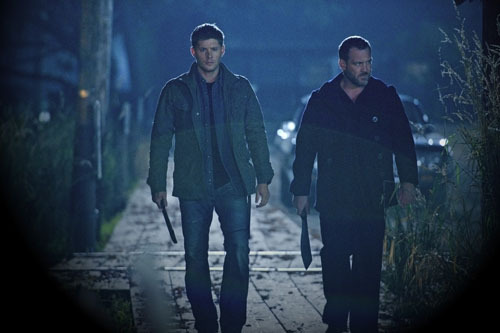 "#Supernatural Chat with Ty Olsson @ TV Equals  ""The relationship between Dean and Benny is genuine"""