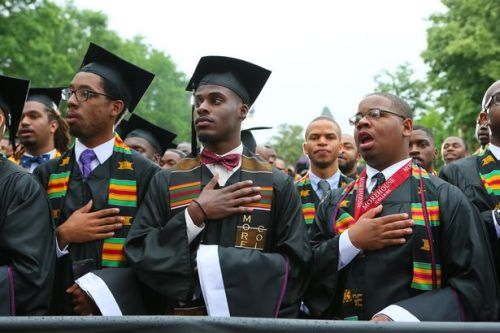nubianlockedup:  MOREHOUSE COLLEGE CLASS OF 2013