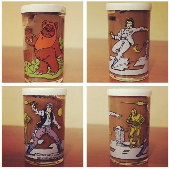 SW Peanut Butter Jars from Instagram