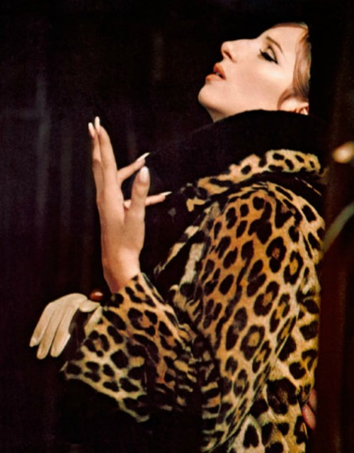 Iconic - Barbra Streisand in Funny Girl.