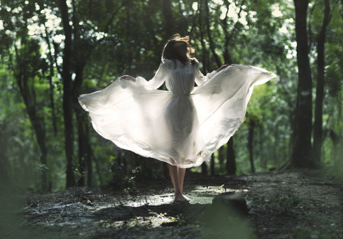 ecfigia:  She dreamt of wings. by mikaelaldo on Flickr.