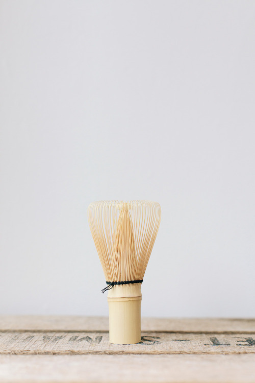 readcereal:  Matcha whisk from Lahloo pantry. Beautifully hand carved from a single piece of wood. Photo by Rich Stapleton