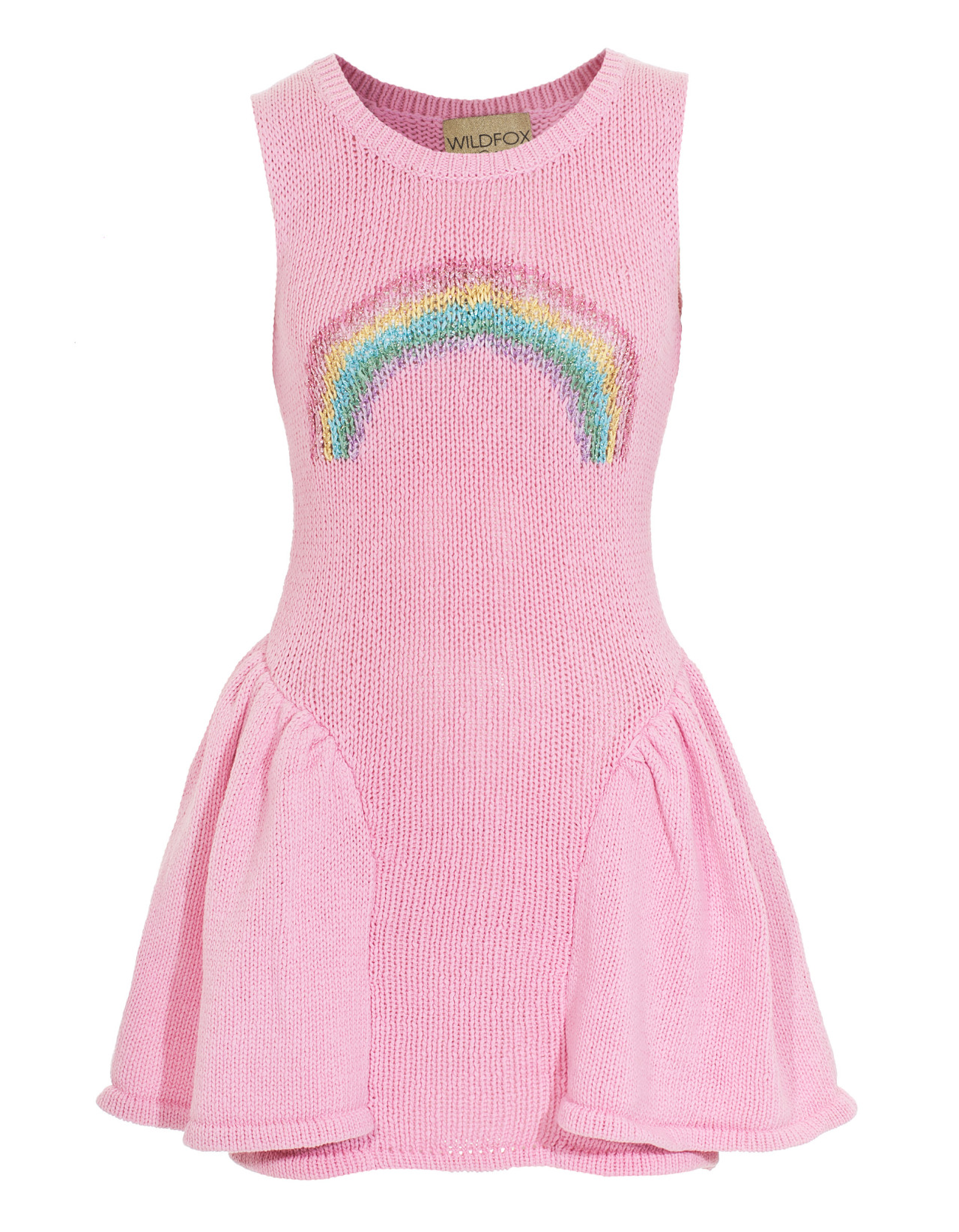 wildfox:  Our Little Rainbow Liv Dress :)