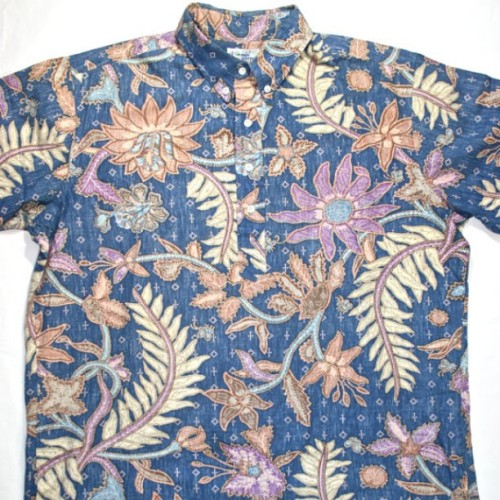 vintagemensgoods:  Vintage Hawaiian Shirt made in Hawaii available at VintageMensGoods.bigcartel.com