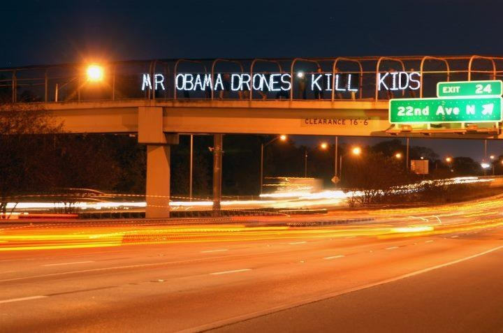 personofcolour:  Obama's drones kill children. Source: unknown