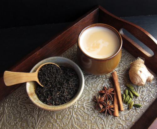 Yes please. foodopia:  masala chai: recipe here