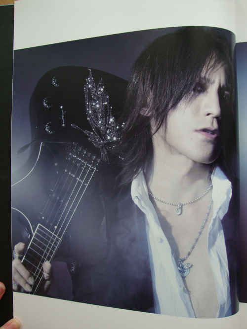"From ""The End of the Dream"" live tour pamphlet."