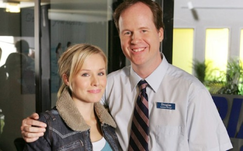 Remember that episode of Veronica Mars where Joss Whedon guest-starred as a car rental agent?