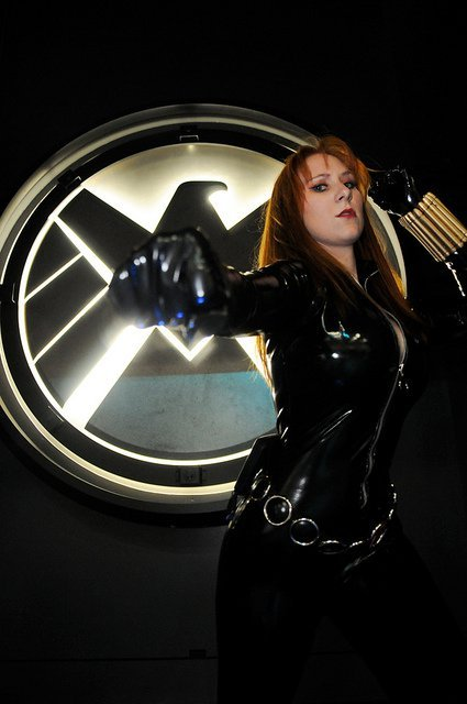 Black Widow | 2011    Photo by Judy Stephens