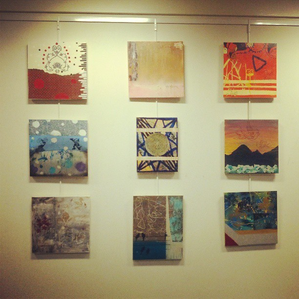 Check out these and other works at the opening of the Tamalpais High Drawing and Painting exhibit tonight at the Mill Valley Library! Visit www.millvalleylibrary.org for details