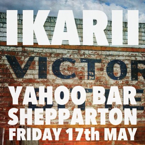 COUNTRY SHOW! Sheeps n shit! #IKARII #shepparton #gig #band #rocknroll