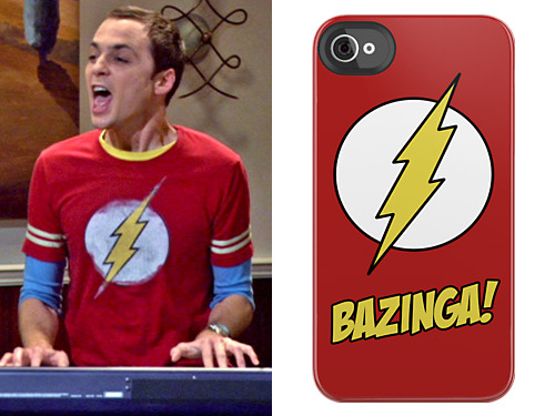 The Big Bang Theory iPhone/iPod Case (x)