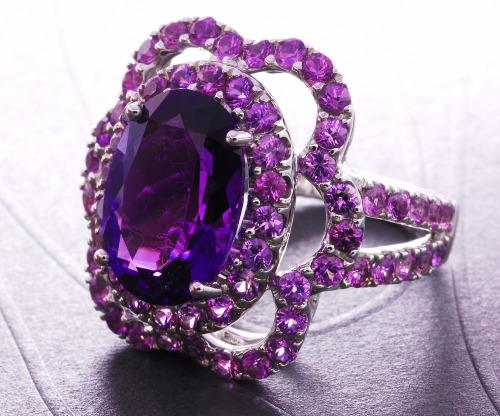 amethyst amethyst ring jewelry davidwein.com