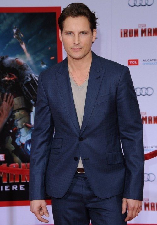 Peter Facinelli || 'Iron Man 3' Hollywood Premiere at the El Capitan Theatre on April 24, 2013