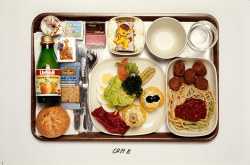 mpdrolet:  Children's menu, 1990–1992 From Swissair Souvenirs