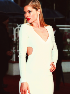 Doutzen Kroes | Premiere of 'Jimmy P.' during The Cannes Film Festival.