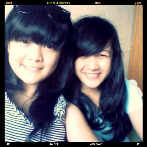 @haivafadhillah (Photo taken and uploaded via MOLOME )