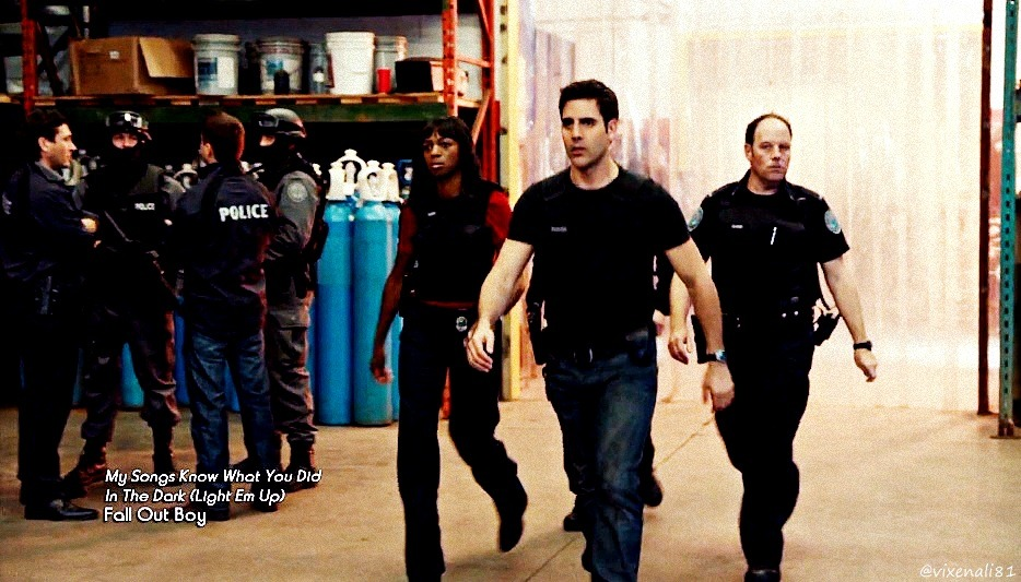 swareksvixen:  Rookie Blue Season 4 Global promo don't mess with 15 Division