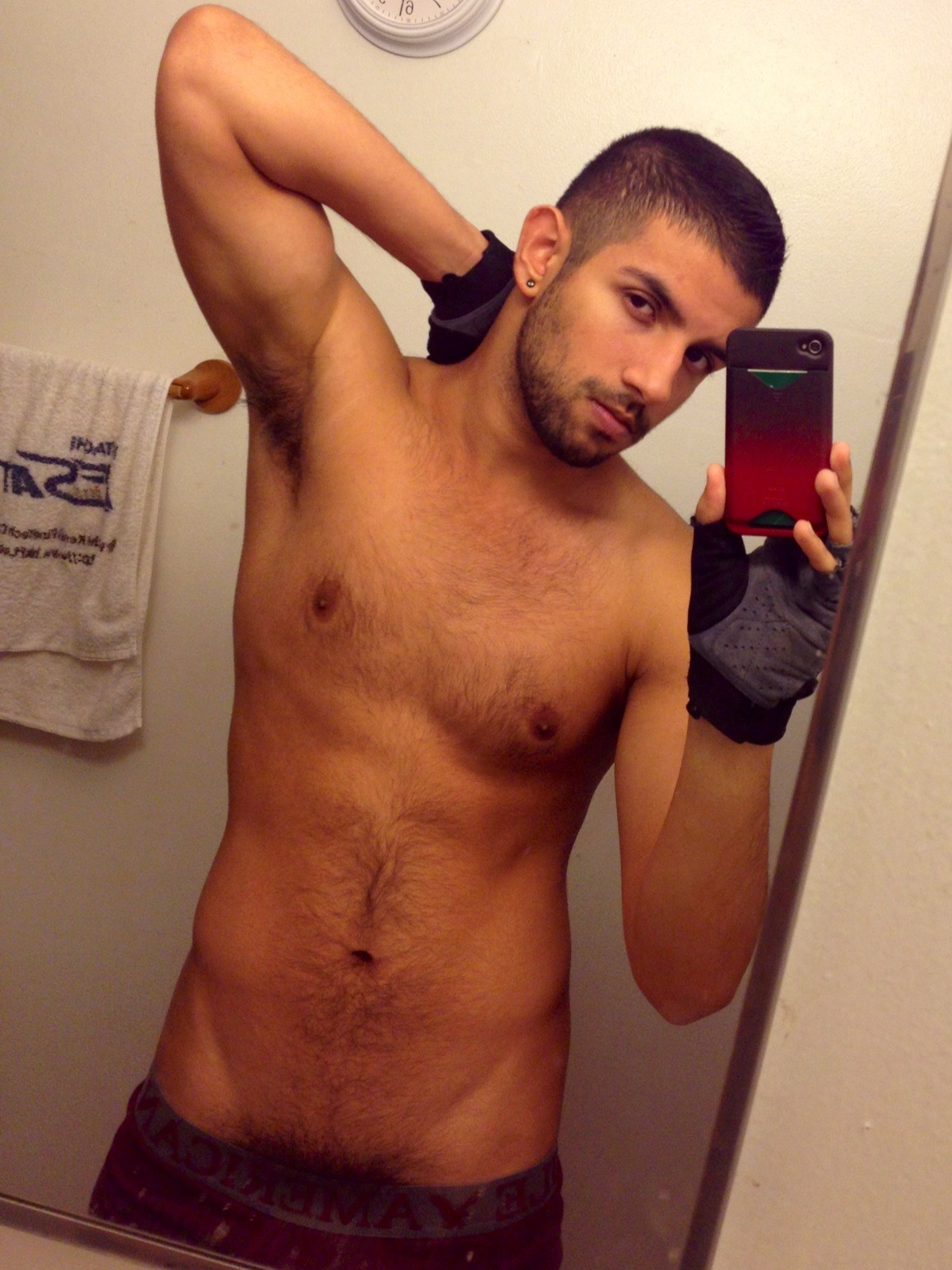 hot gay armpits