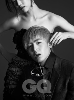 2PM's Nichkhun in GQ June, 2010
