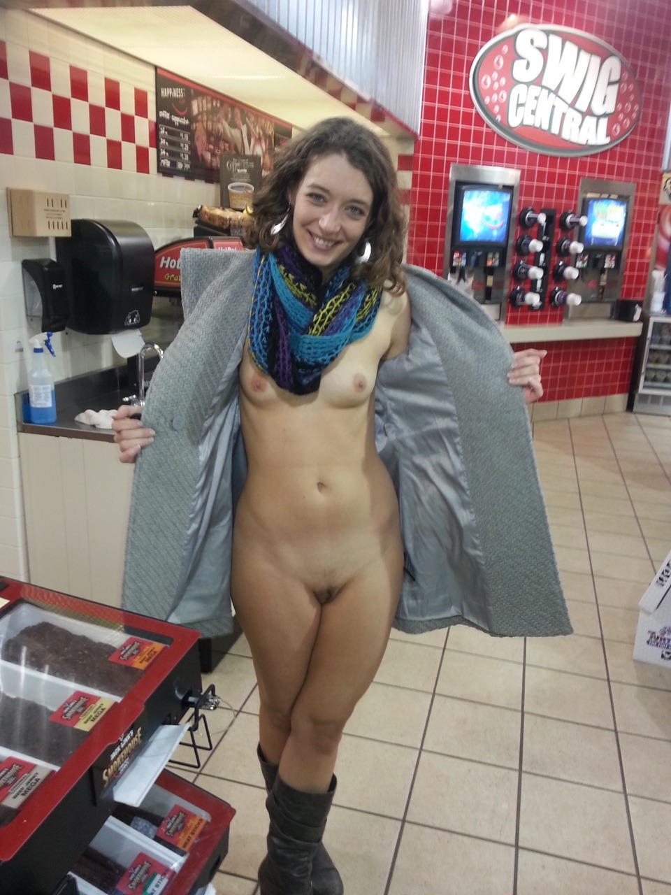 girls at walmart Sexy naked