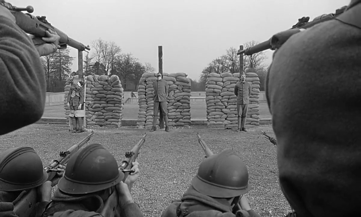 dooming:  Paths of Glory, Stanley Kubrick